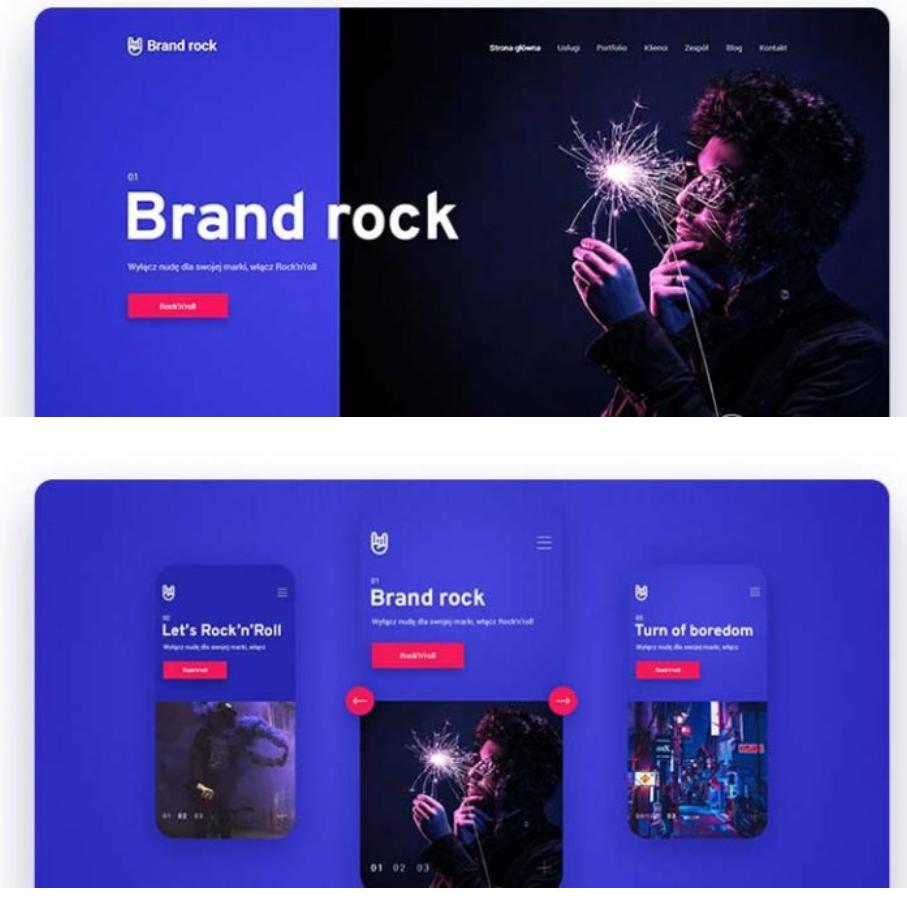 Webdesign Trends 2020: Disse designs er i øjeblikket indstillet til at sætte tonen