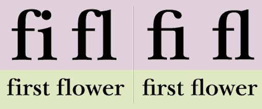 Some fonts convert text to special characters which results in your resume not being read correctly