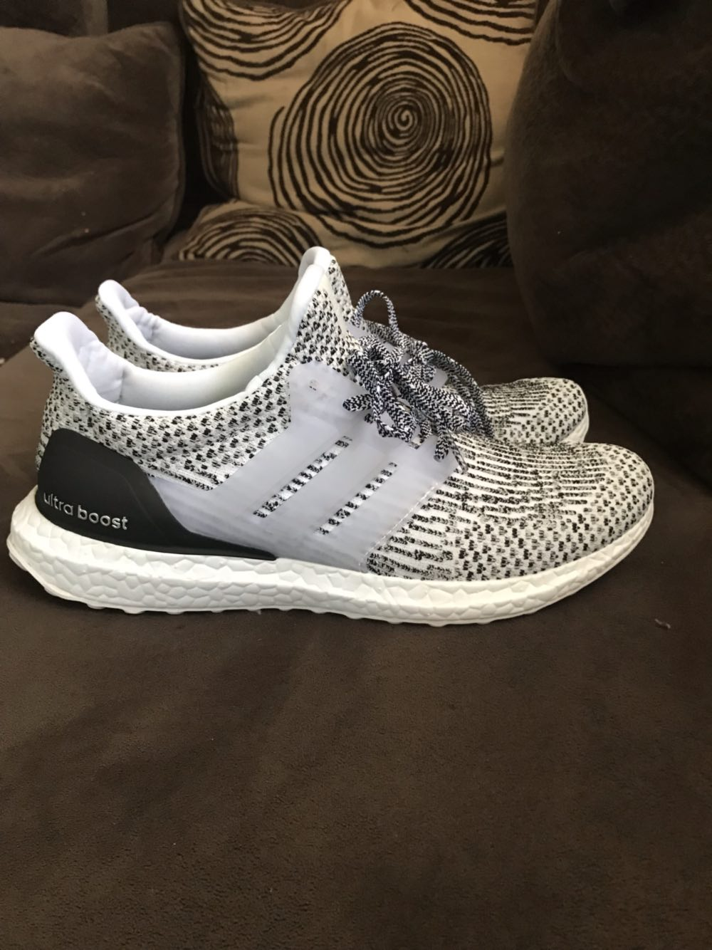 48447cf35 Details about Adidas Ultra Boost 3.0 Shoes Mens Adidas Men Ultraboost  Running Sneakers