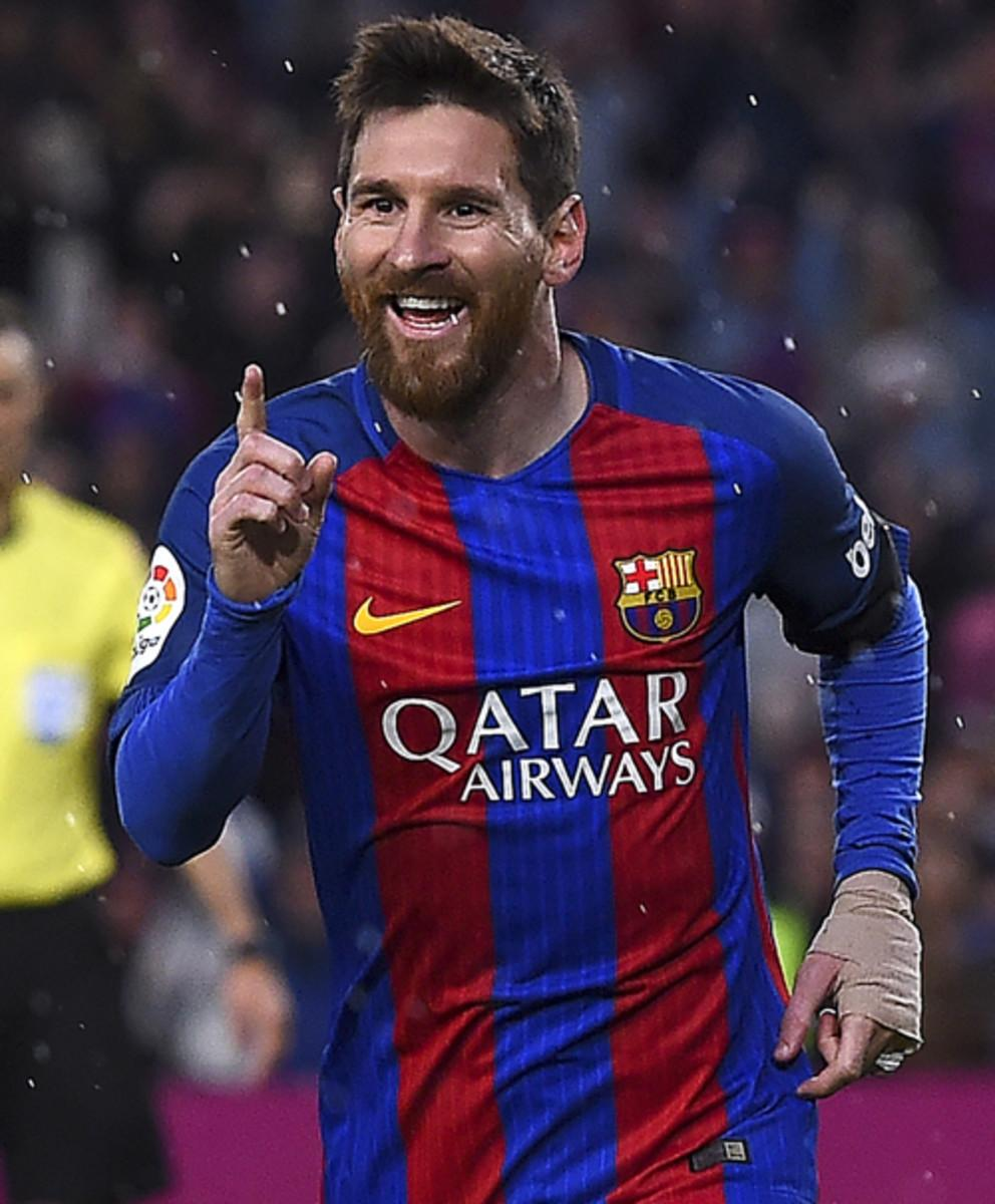 Lionel Messi - Stats, Family & Facts - Biography