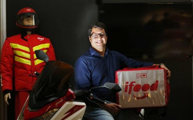 iFood,comprado em 2013 pela Movile de Fabrício Bliosi, vale mais de US$ 1 bilhão