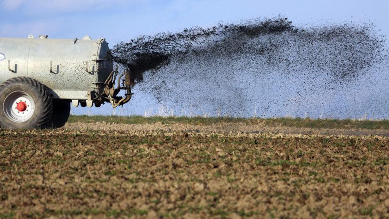 Valorização dos produtos agrícolas reduz relação de troca com fertilizantes.