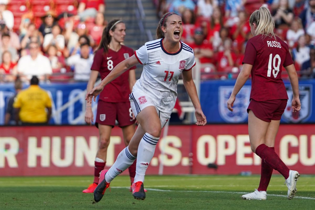 SheBelievesCup: Lionesses lose to Spain, USA lift trophy - SheKicks