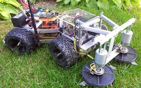 Image result for autoCut robot lawn mower