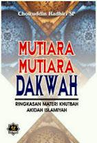 Mutiara-Mutiara Dakwah | RBI