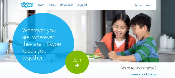 Skype basics