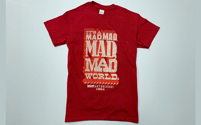 It's a MAD World - Red