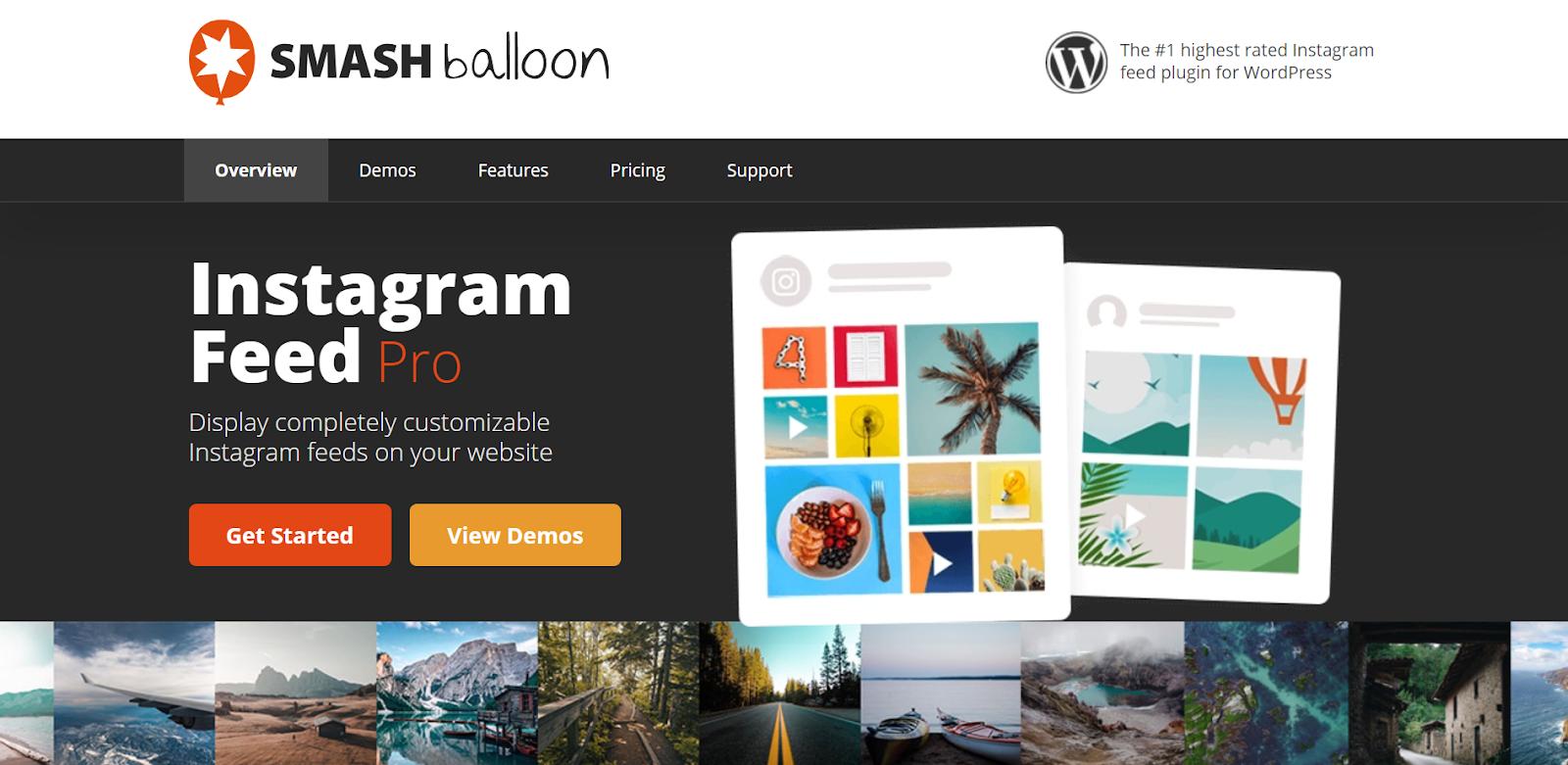 Best Instagram Plugins for WordPress | Smashballoon