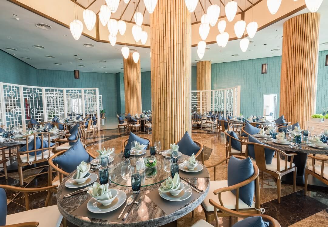 Nhà hàng Bamboo - Quần thể nghỉ dưỡng FLC Sầm Sơn