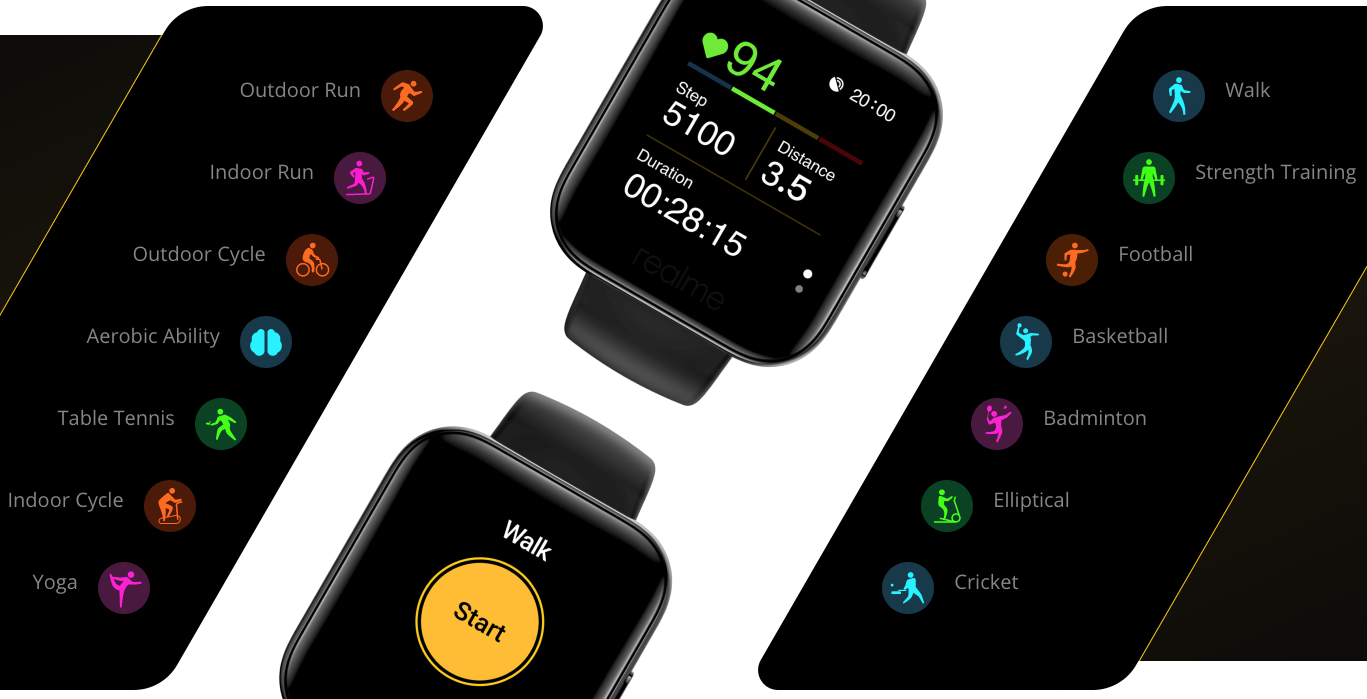 Купить Realme Watch
