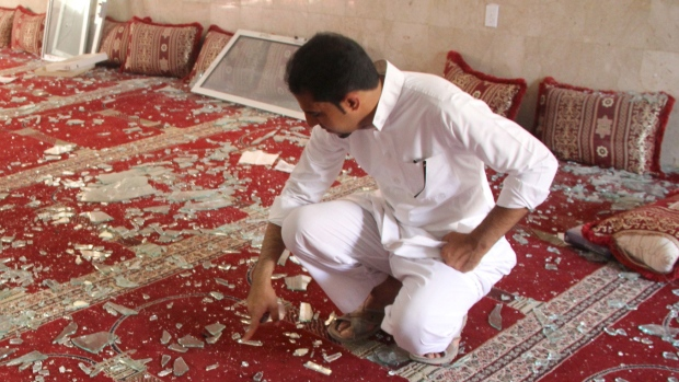 Shia mosque in Saudi Arabia attacked