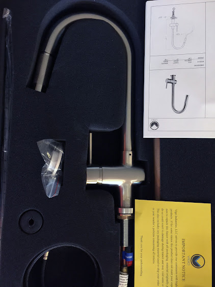 Installing A Kitchen Faucet 27 Fb International Airstream Forums