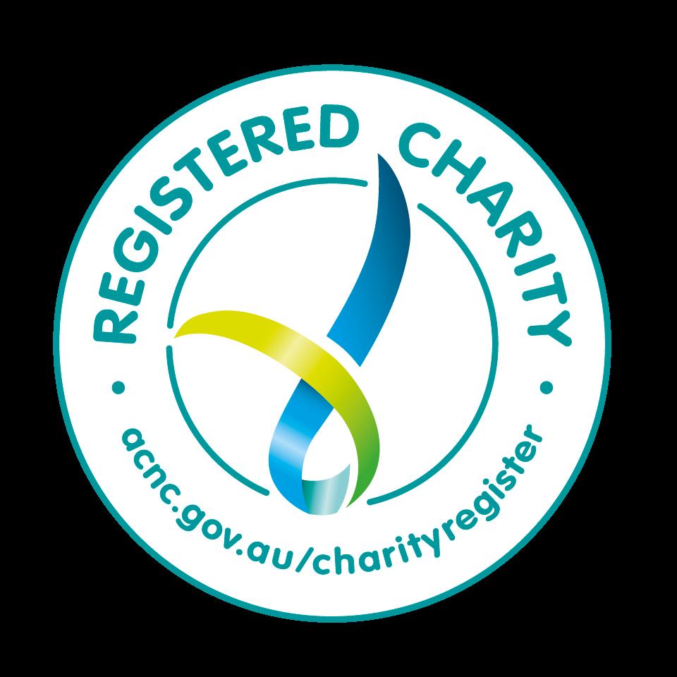 ACNC Registered Charity logo