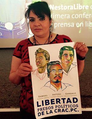 Foto de Nestora Libre Ya.