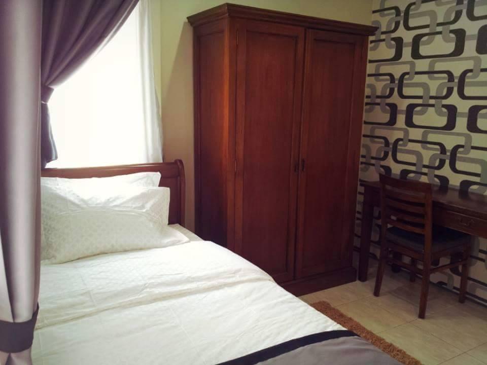 4SD Dormitory bedroom view