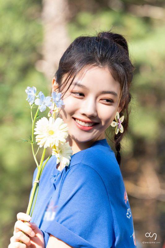 Kim Yoo Jung ngoài đời thường Phim Red Sky