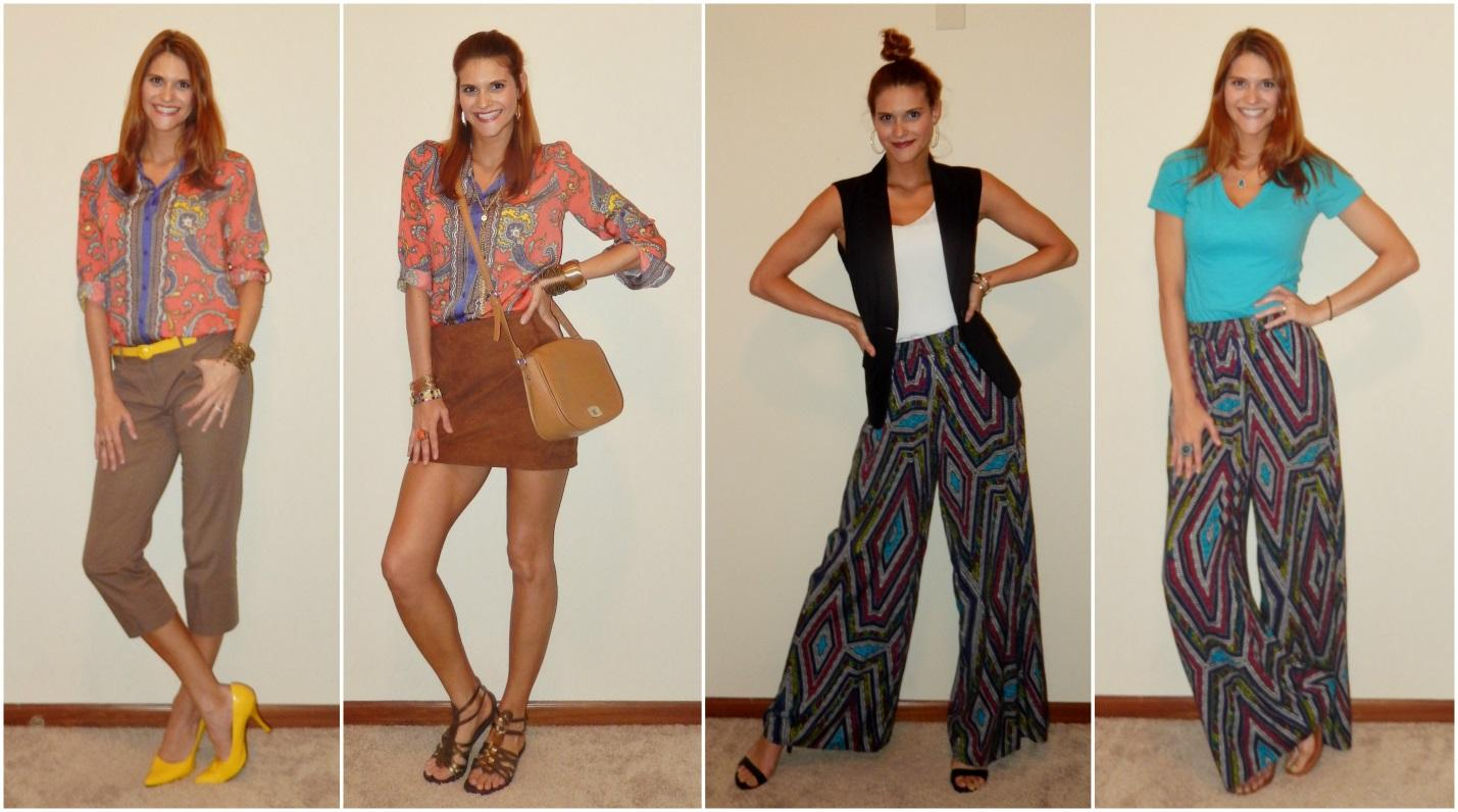 70s Summer Fashion Series Global And Ethnic Print Trends