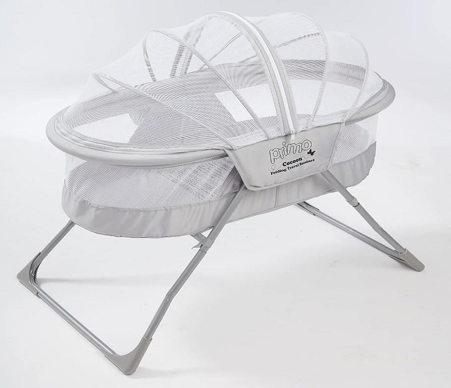 Baby Travel Bed--Primo Cocoon Folding Travel Bassinet