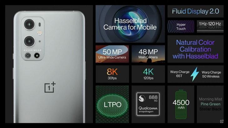 เปิดตัว OnePlus 9 และ 9 Pro 3