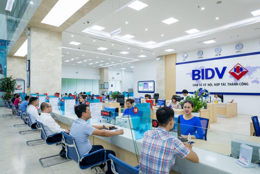 Ngân hàng BIDV cho vay tiền trả góp mua nhà