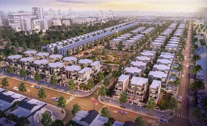Hình ảnh dự án Đông Tăng Long quận 9