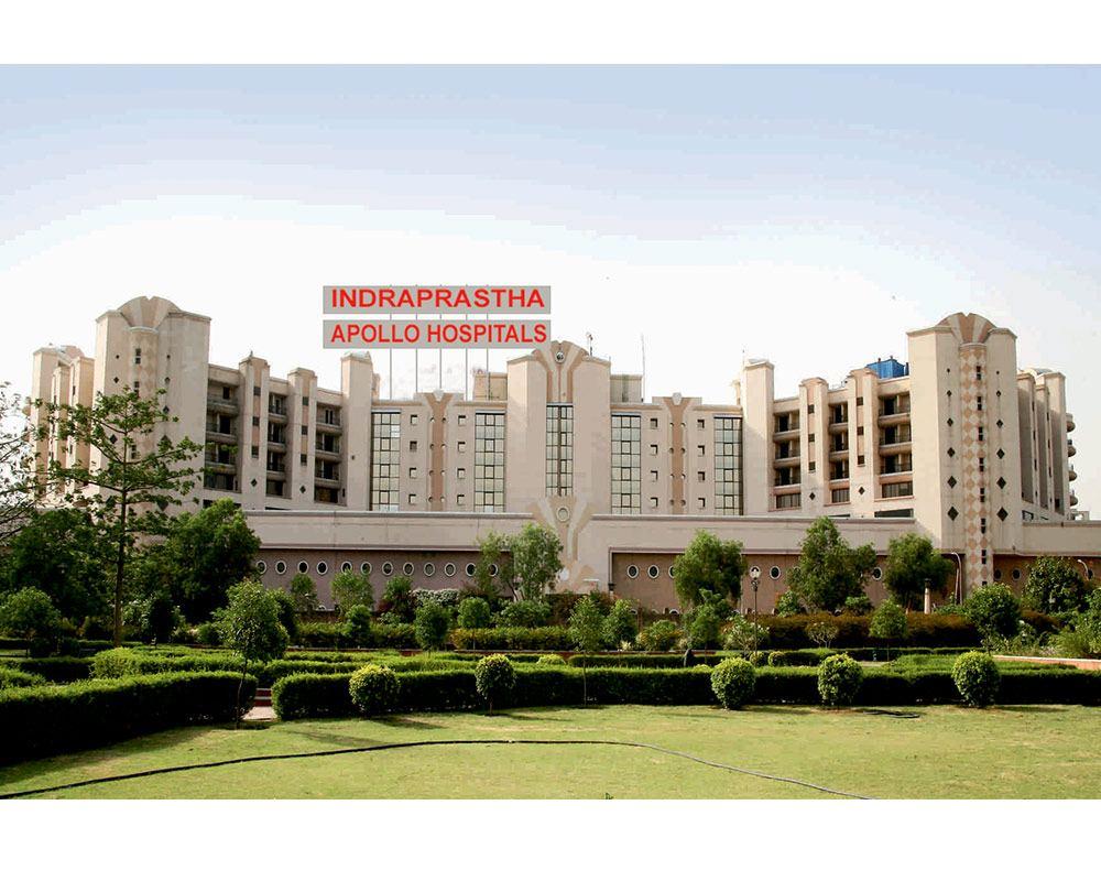 Indraprastha Apollo Hospital Delhi