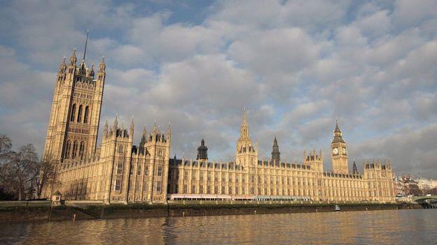 В 1934 году в парламенте Великобритании обсуждали голод в Украинепарламент