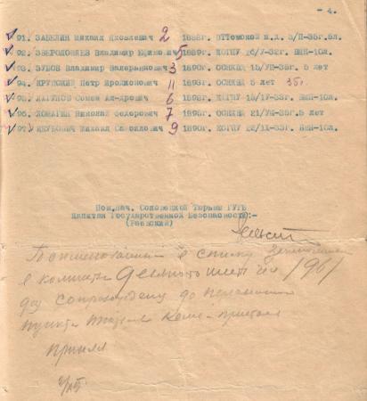 Ленинградский мартиролог. Т. 4. 1999. Ил. 146