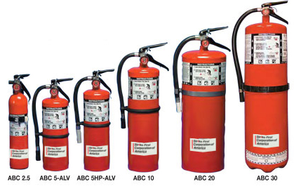 Small Business Fire Safety Extinguishers