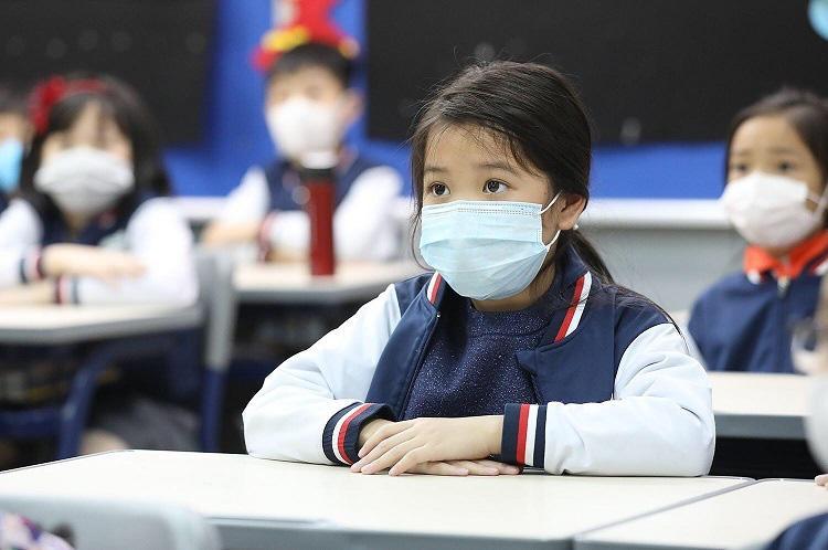 Có thực mới vượt được Cô- Vy, bí quyết dinh dưỡng cho bé vui khỏe khi quay lại trường