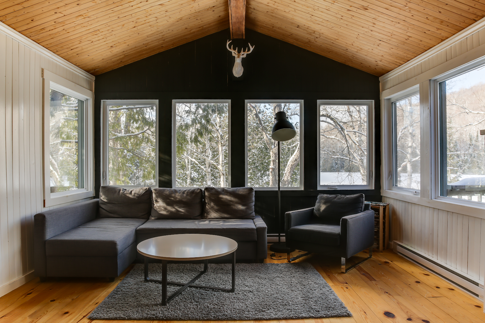 Cottages for rent for 6 people in Quebec #14