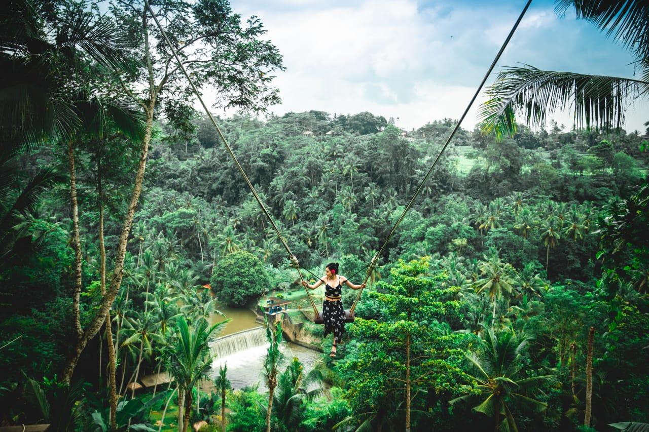bali tourist places