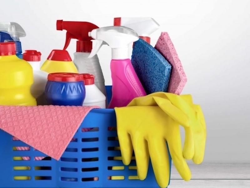 Виды дезсредств для уборки
