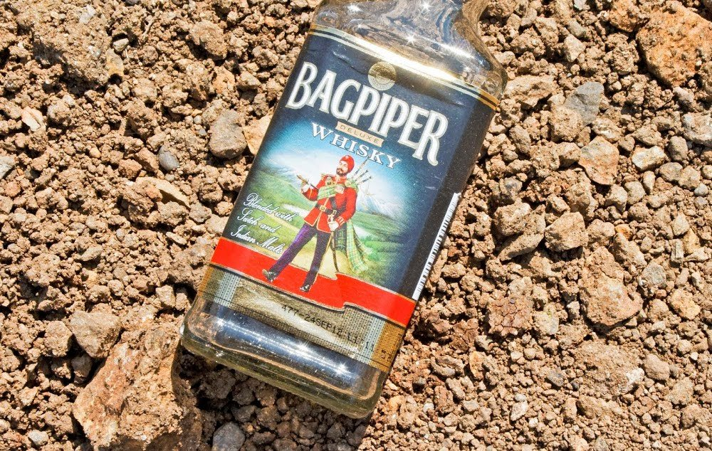 Bagpiper Whisky