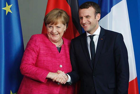 Germania e Francia alla guida dell'Europa.