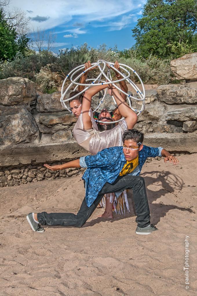 DANCING EARTH 2014 International Cultural Artist Ambassador