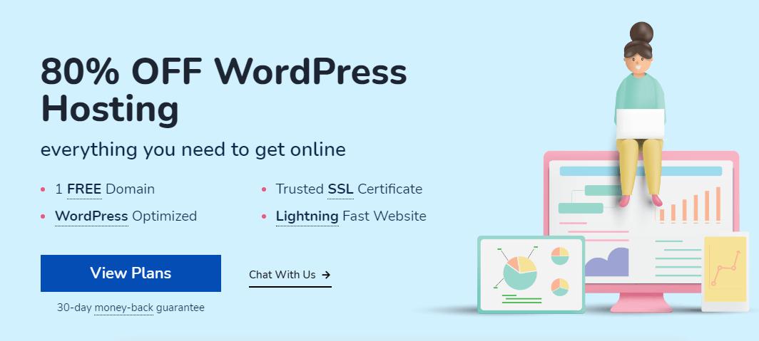 Best WordPress Hosting - Fully Managed & Affordable Price - MilesWeb_ - www.milesweb.com