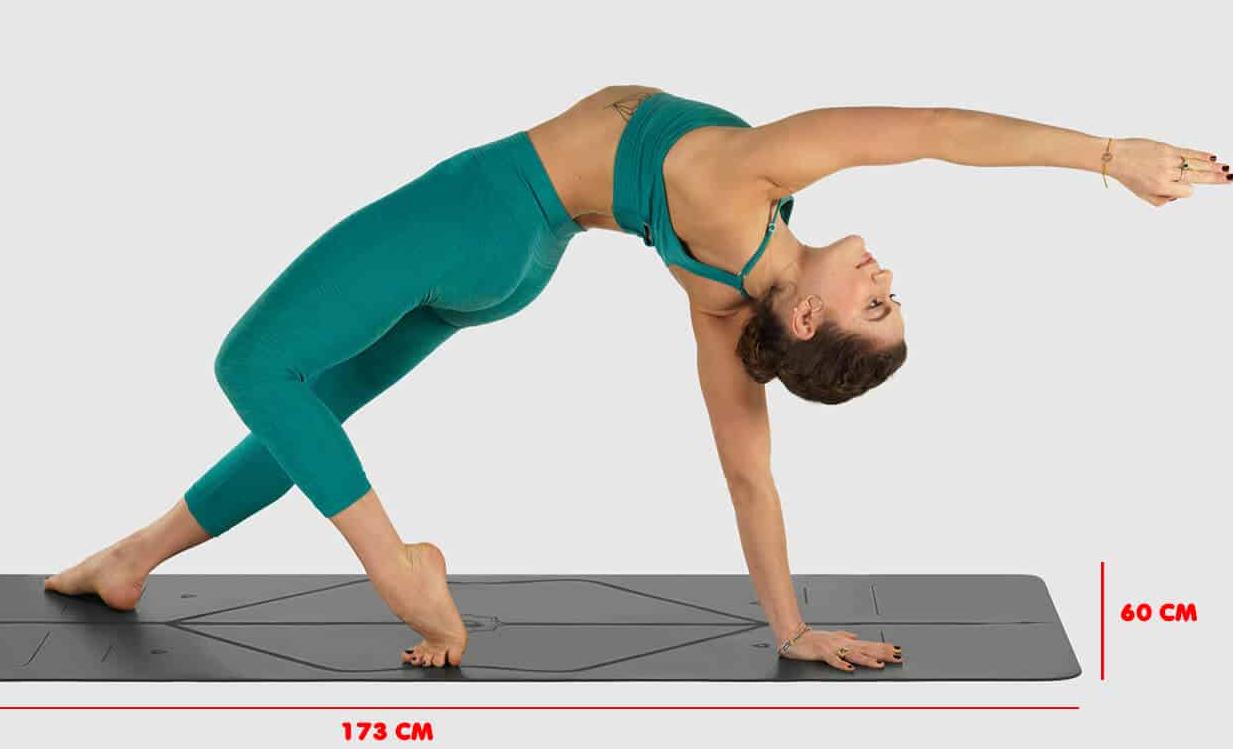 kich thuoc tham tap yoga