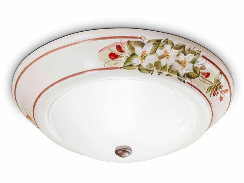 Plafoniera, lampade da soffitto classiche per il bagno