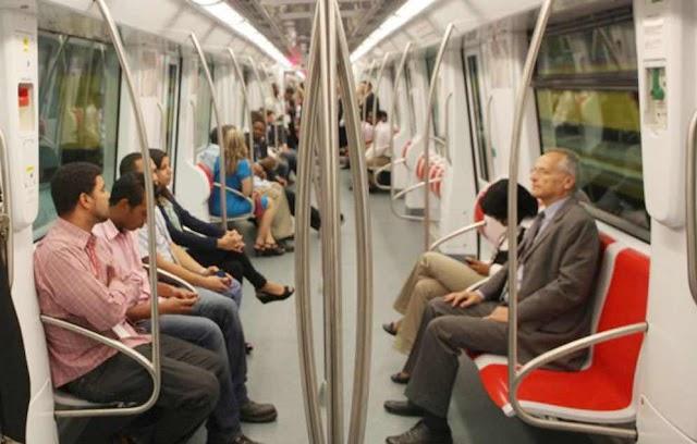 Metro y Teleférico vuelven a su horario habitual