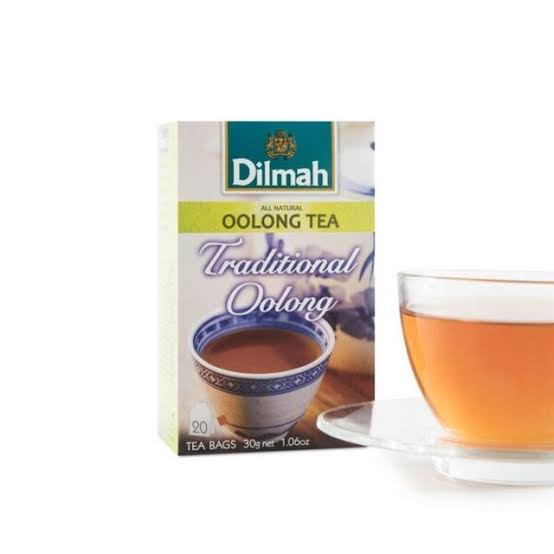 1. Dilmah Traditional Oolong