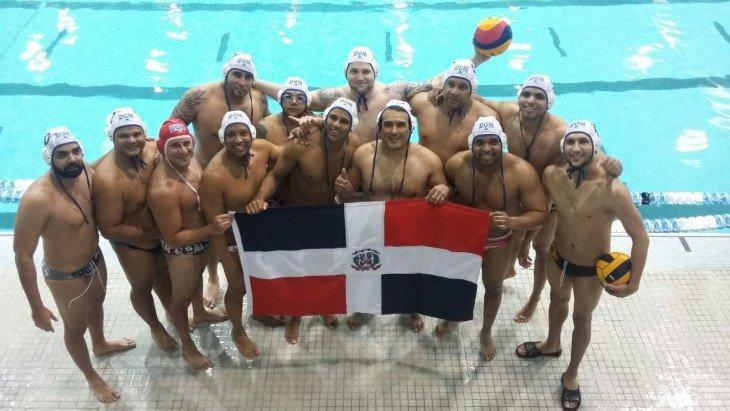 Equipo de Polo Acuático dominicano obtiene tercer lugar entre 16 equipos de EE. UU. en Torneo