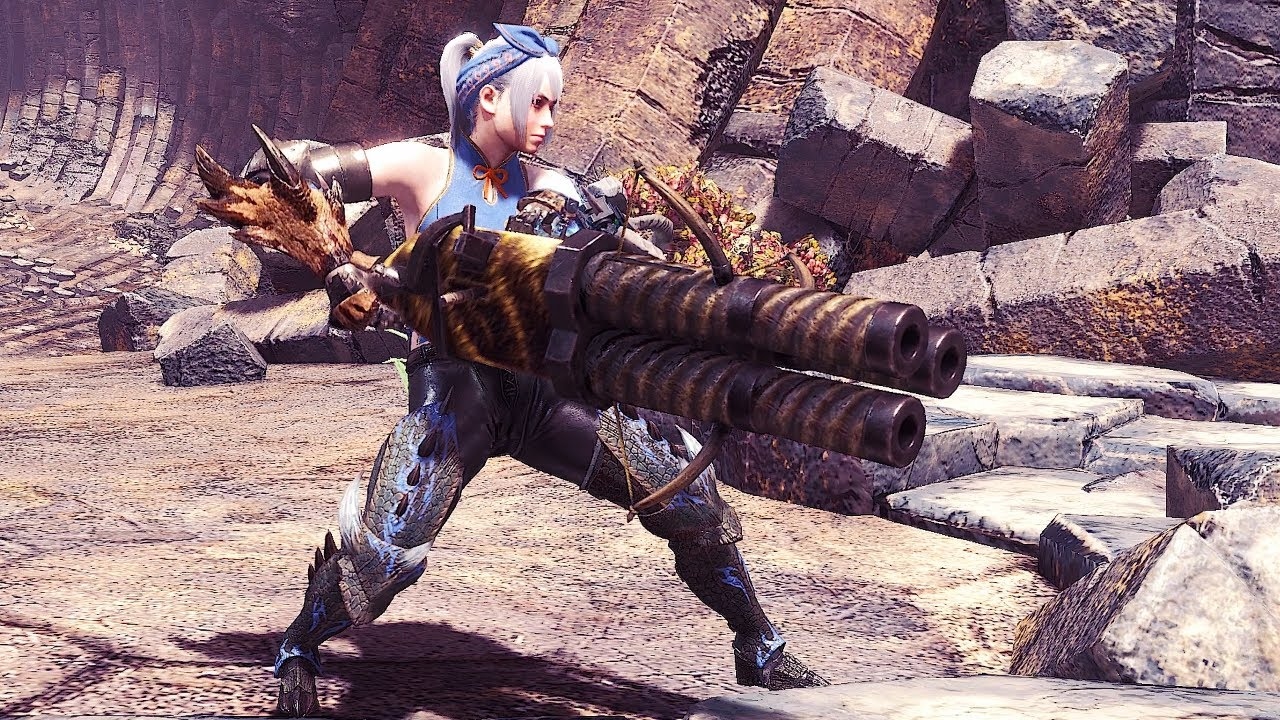 Top 10 Best Solo Weapons For Monster Hunter World Iceborne