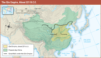 Reading: First Emperor of China - Qin Dynasty on