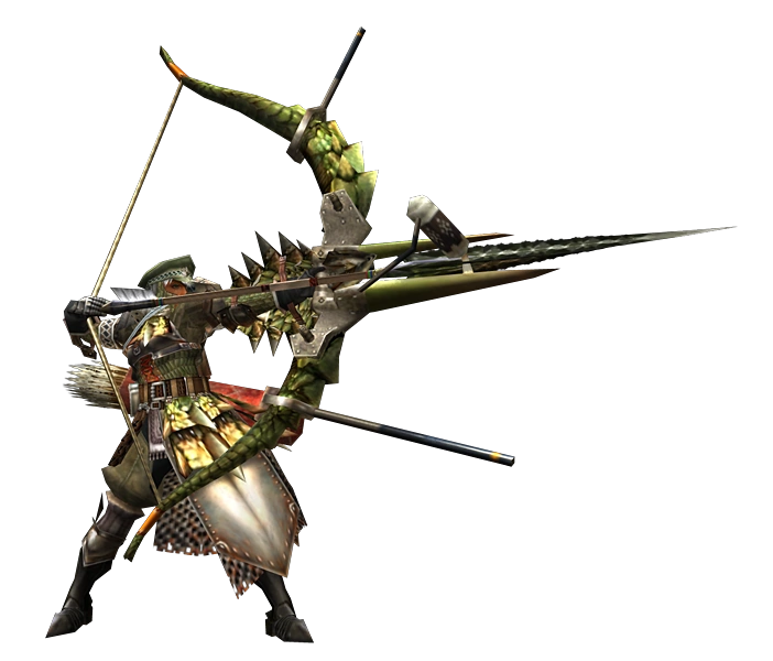 The Best Co-Op A-Tier Weapons bow