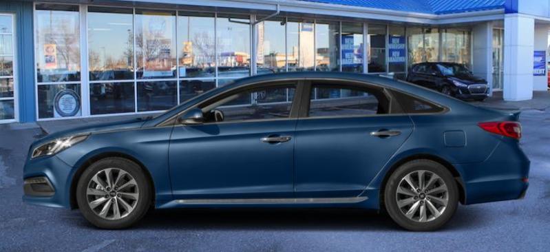 2017 Sonata at Lethbridge Hyundai