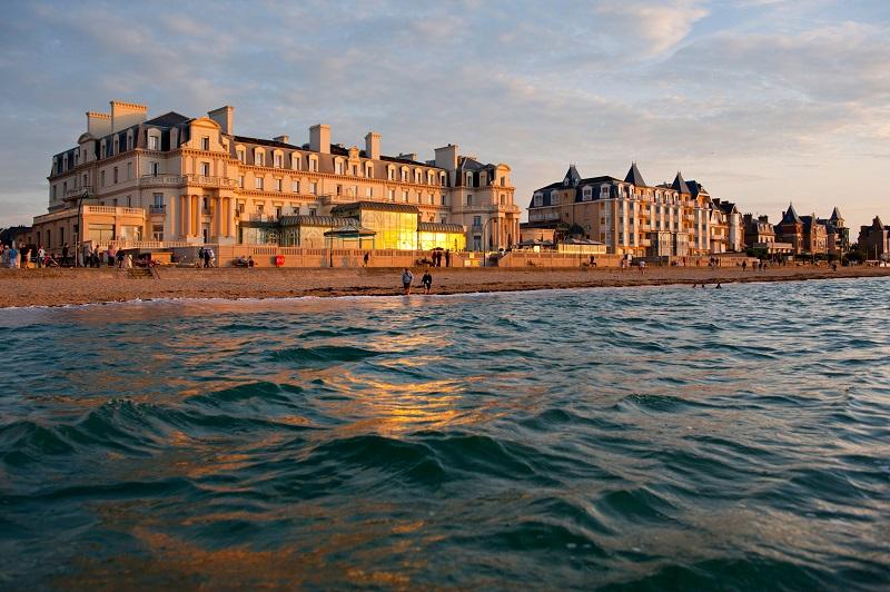 thermes marins - Saint Malo - HomeExchange