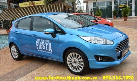 Bán xe Ô tô Ford Fiesta (Ảnh 3)