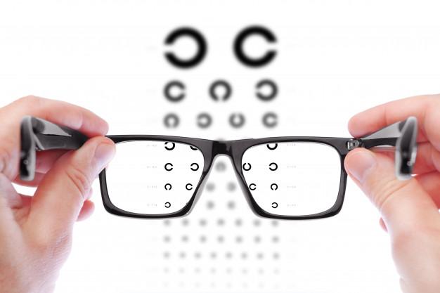 Adjust With New Glasses Frames