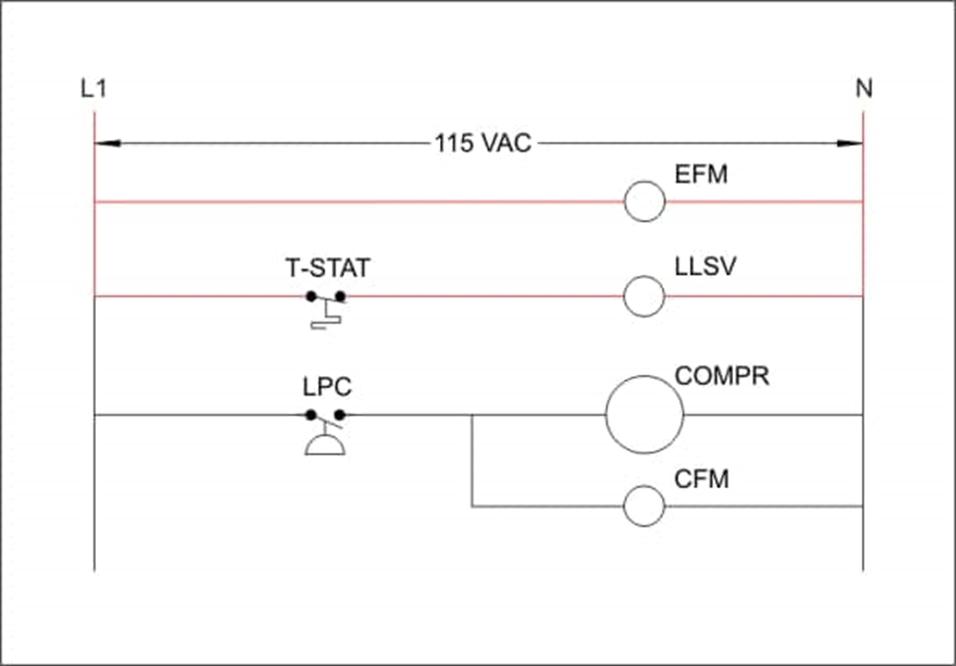 The Misunderstood Lockout Relay - HVAC School | Hvac Lockout Relay Wiring Diagram |  | HVAC School
